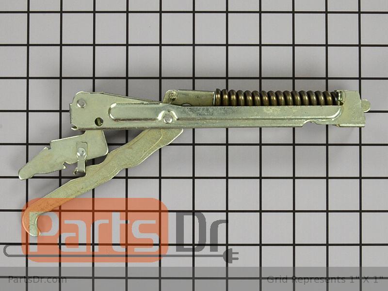 318024747 Frigidaire Range Oven Door Hinge Parts Dr