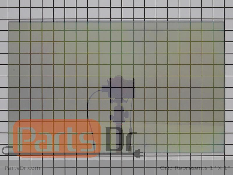 Range/Oven Parts · Inner Door Glass