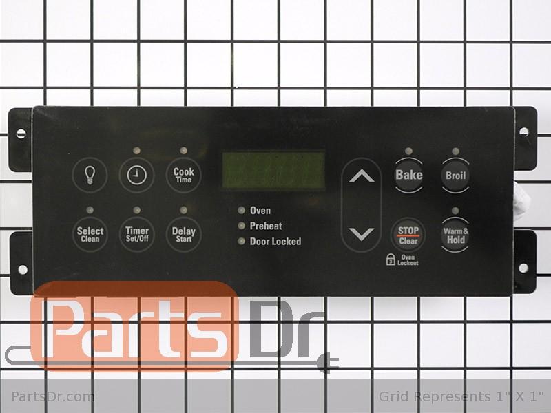 318185490 Kenmore Gas Range Control Board Parts Dr