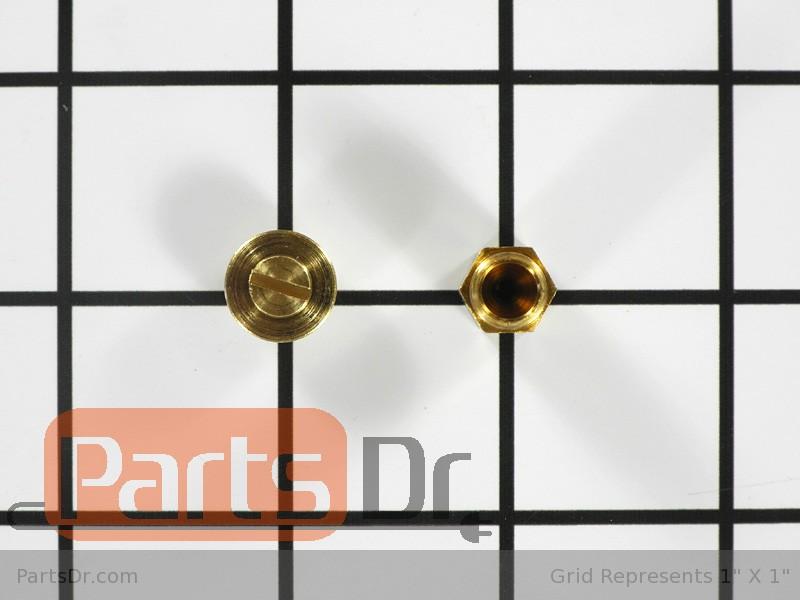 Dryer Parts Lp To Natural Gas Conversion Kit