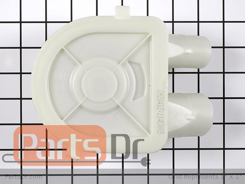 Kenmore Washer Repair >> WP3363394 - Genuine Whirlpool Washer Drain Pump   Parts Dr