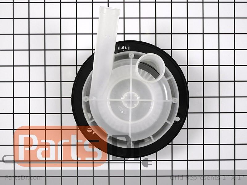 35 6465 Maytag Drain Pump Assembly Parts Dr