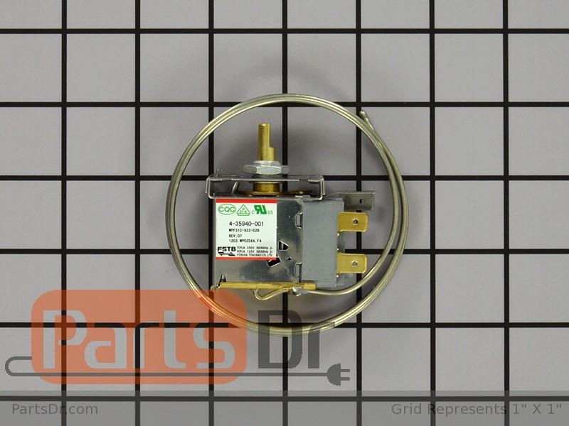 Amana 4-35260-006R Freezer Parts Gasket Assy-Wh4-C62//E58