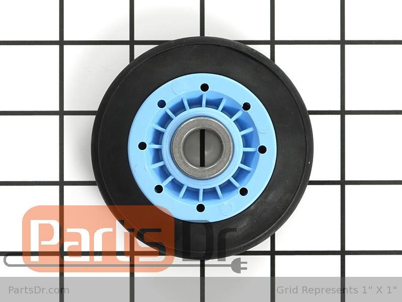 Lg Dryer Repair >> 4581EL3001E - LG Dryer Drum Roller   Parts Dr