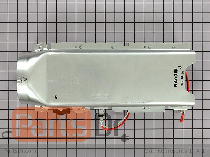 5301el1001j Lg Dryer Heating Element Assembly Parts Dr