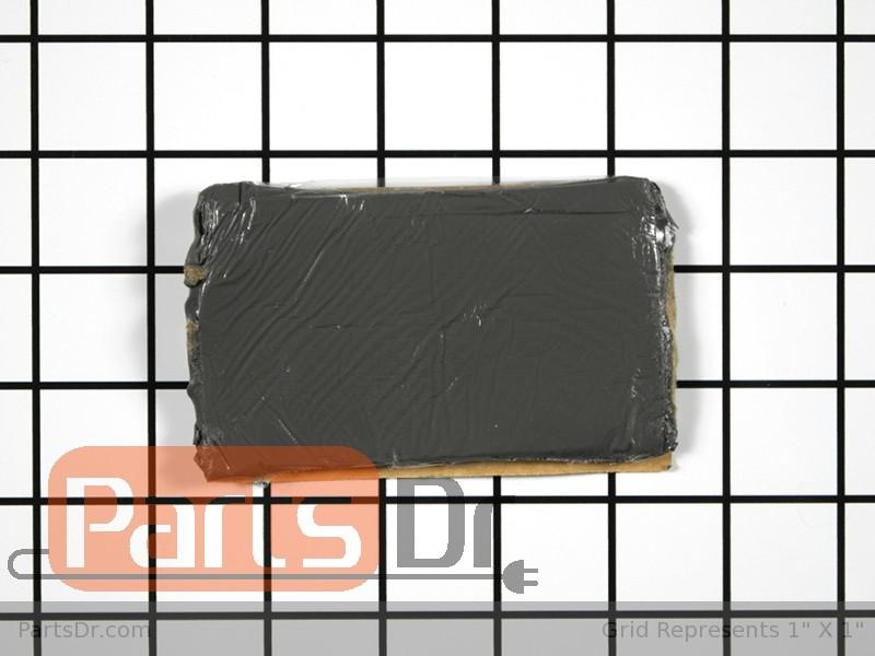 5303307583 Frigidaire Refrigerator Sound Dampening Pad