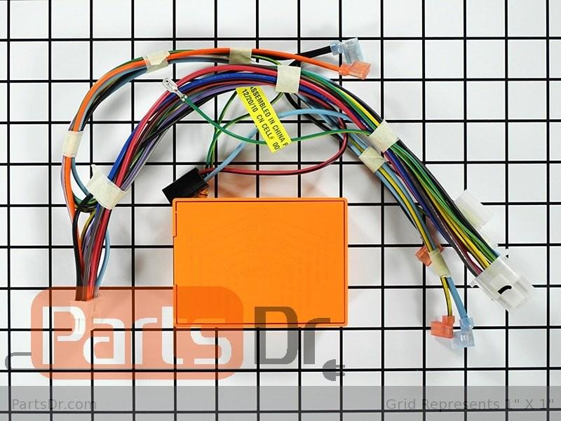 241508001 Frigidaire Free Shipping Kenmore Refrigerator Defrost Control Board