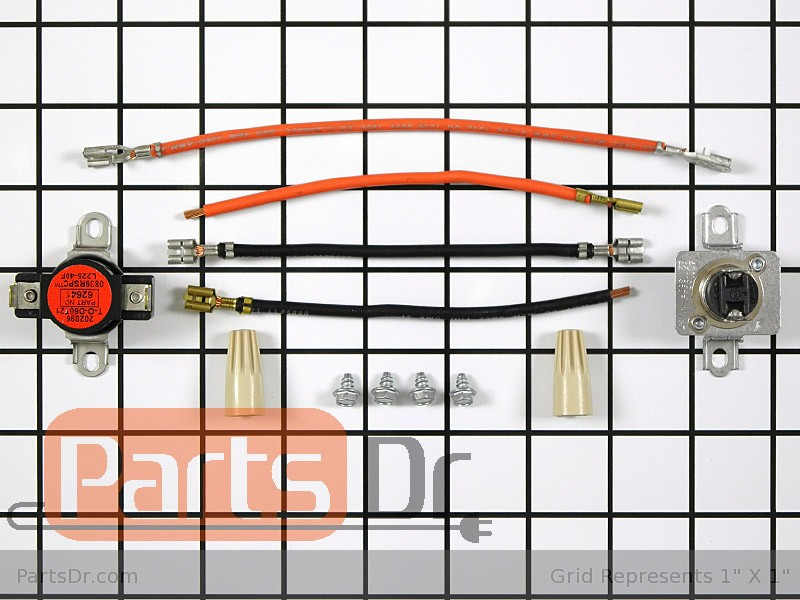 61927 Amana Electric Dryer Heating Element Parts Dr