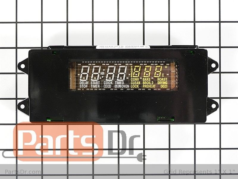 Wp71001799 Jenn Air Oven Clock Control Board Parts Dr