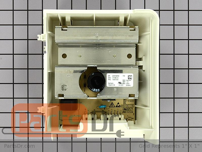 Wp8183196 Whirlpool Washer Motor Control Board Parts Dr