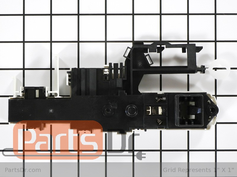 Wp8183270 Whirlpool Washer Door Lock Latch Assembly