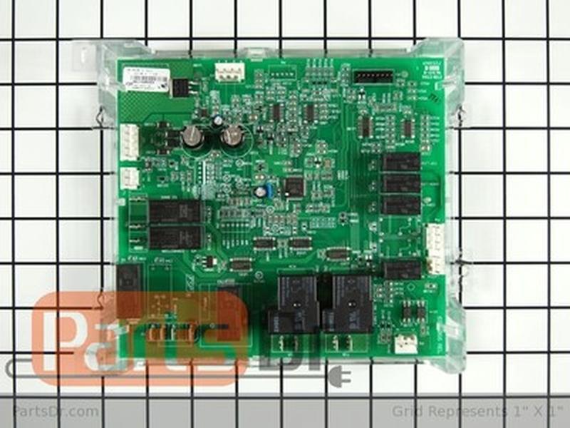 Wp9761909 Whirlpool Range Electronic Control Board