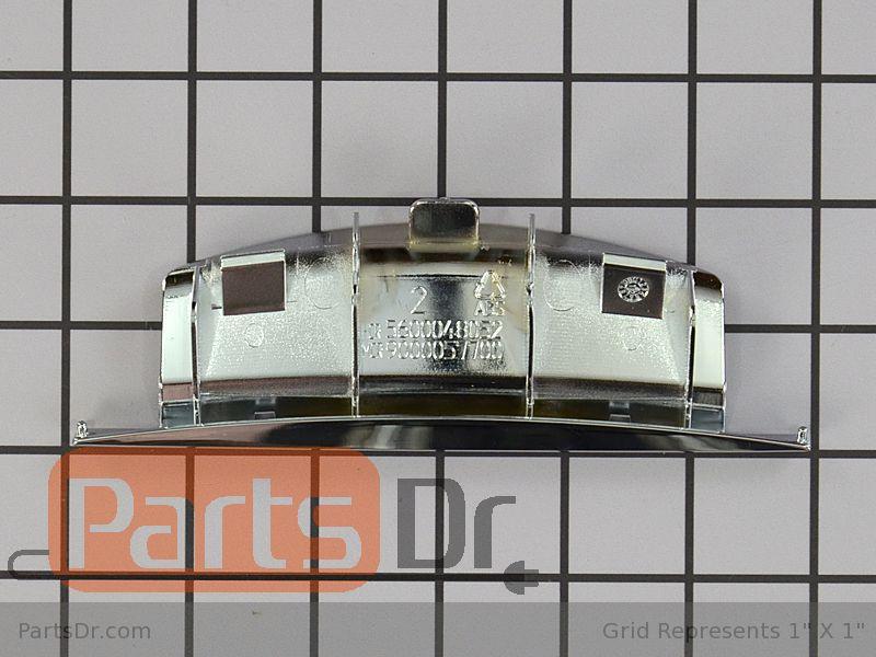00489674 Bosch Handle-Strip