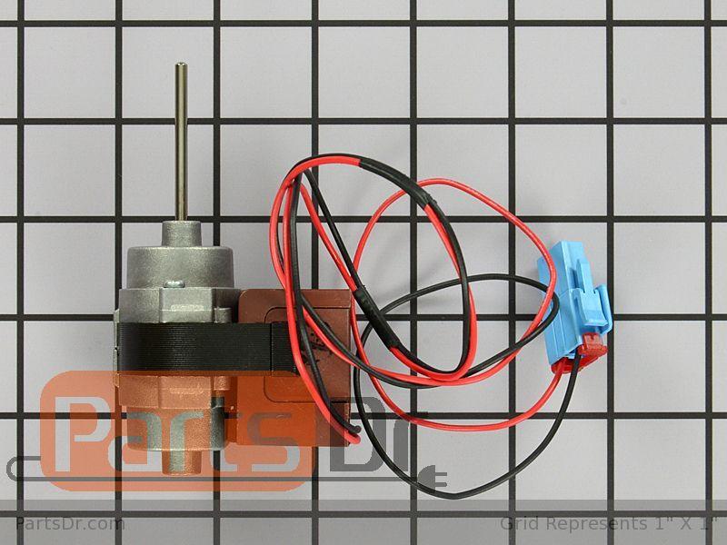 00601067 Bosch Refrigerator Evaporator Fan Motor Parts Dr