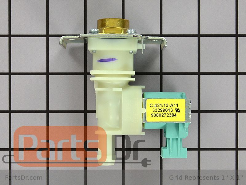 00607335 REPLACEMENT FOR BOSCH 607335 THERMADOR DISHWASHER WATER VALVE