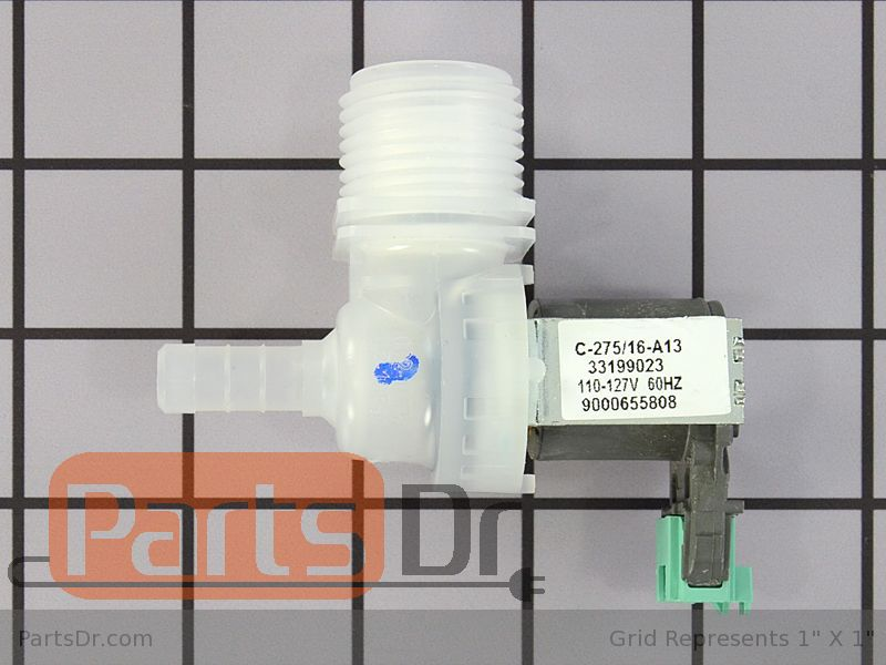00628334 Bosch Water Inlet Valve Parts Dr