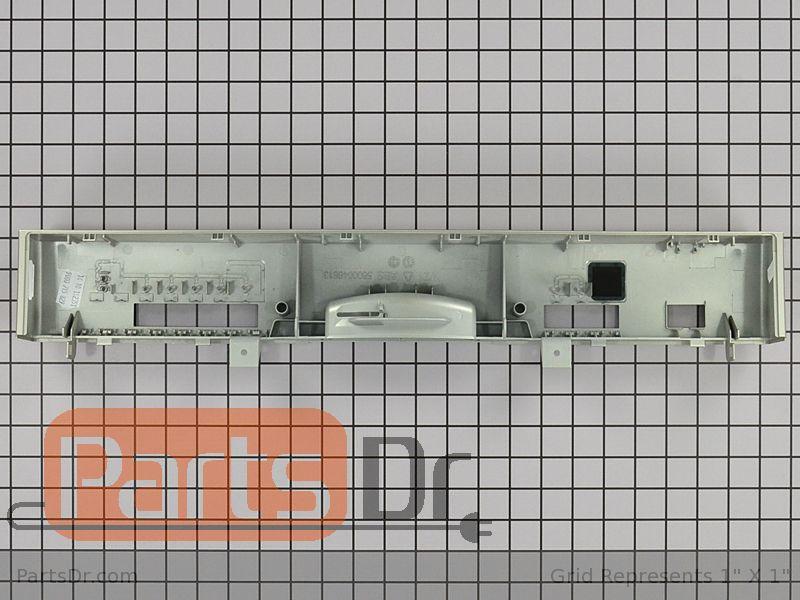 Bosch Dishwasher Control Panel Faceplate Genuine part number 00665661