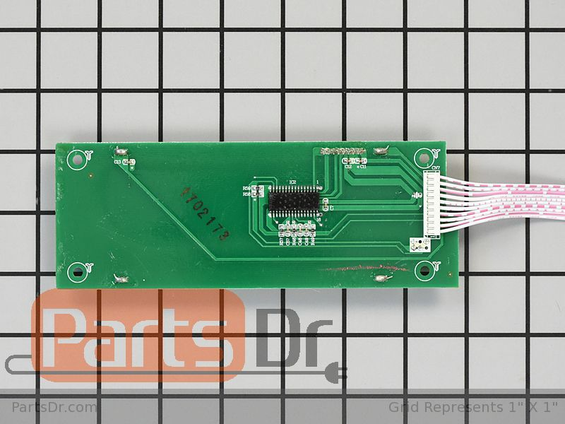 00771183 Bosch Display Amp Main Control Board Kit Parts Dr
