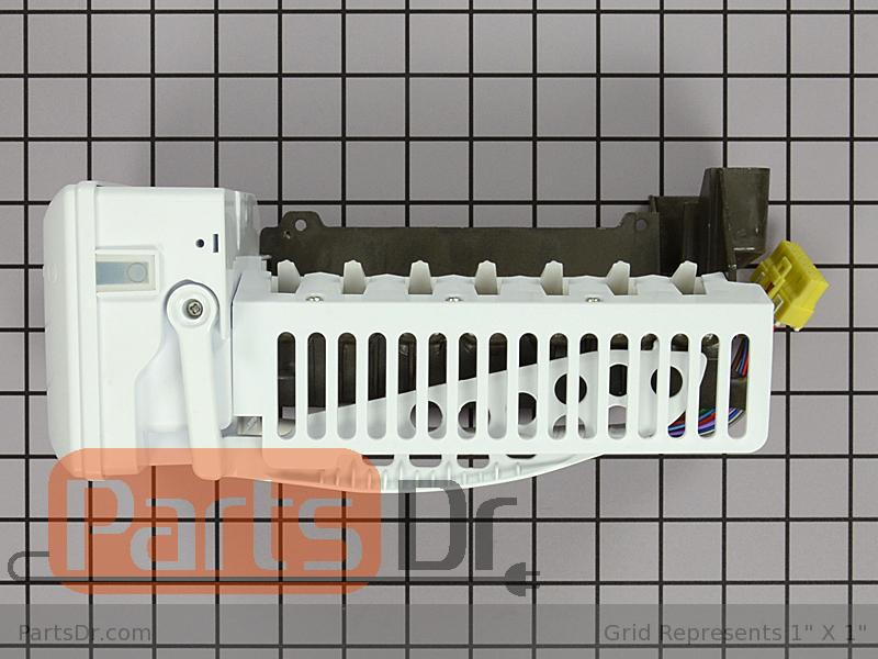 Da97 07549b Samsung Refrigerator Ice Maker Parts Dr