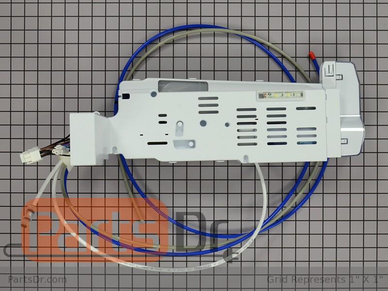 Da97 11435a Samsung Water Filter Tank Case Parts Dr