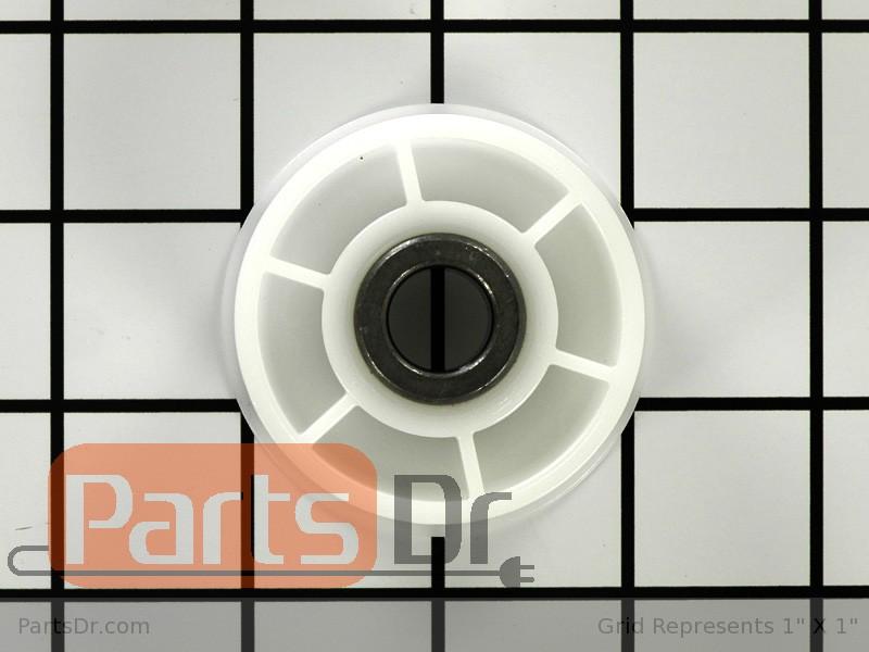 Dc97 07509b Samsung Idler Pulley Wheel Parts Dr