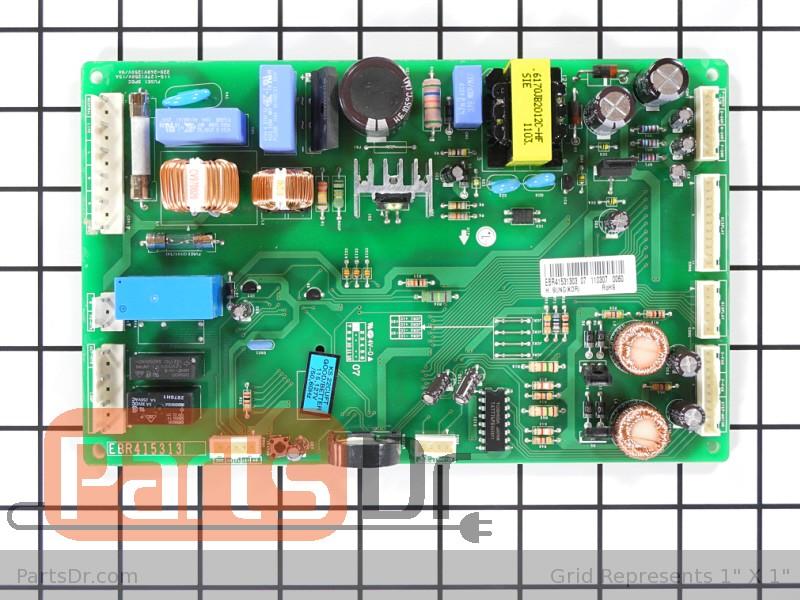 lg refrigerator control board. main control board lg refrigerator