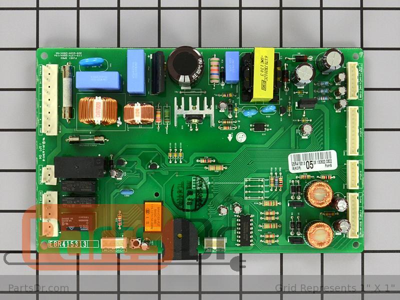 Downed Model Locator Circuit