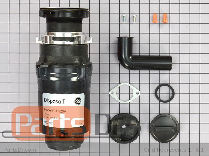 kenmore insinkerator garbage disposal manual
