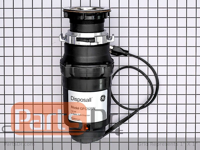 1/2 HP Continuous Feed Disposer GFC525N