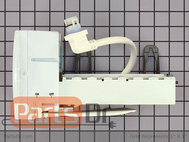 Im6d Ge Refrigerator Ice Maker Kit Parts Dr