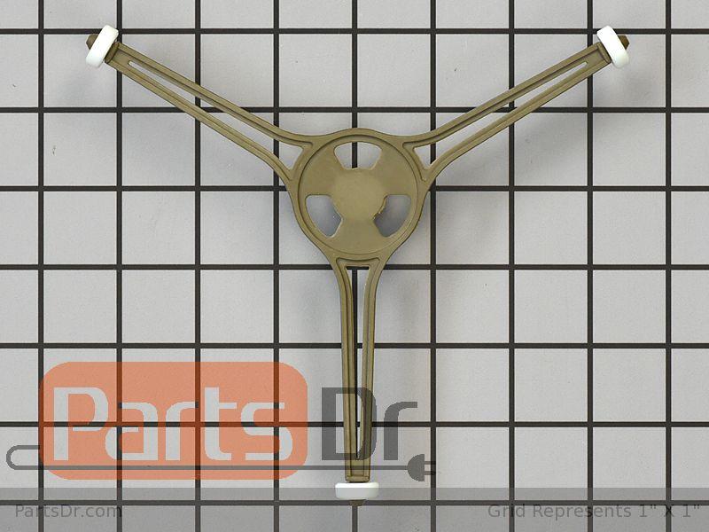 Genuine WB06X10418 GE Microwave Guide Roller