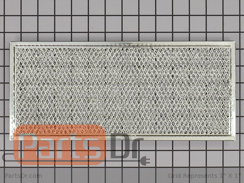 Microwave Parts Grease Filter