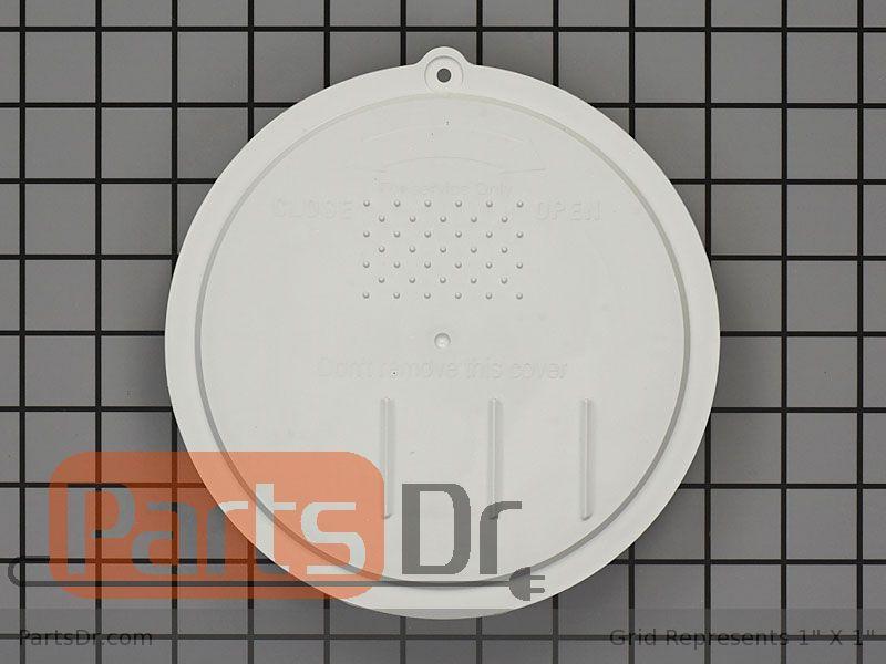 Ge Microwave Stirrer Fan Cover