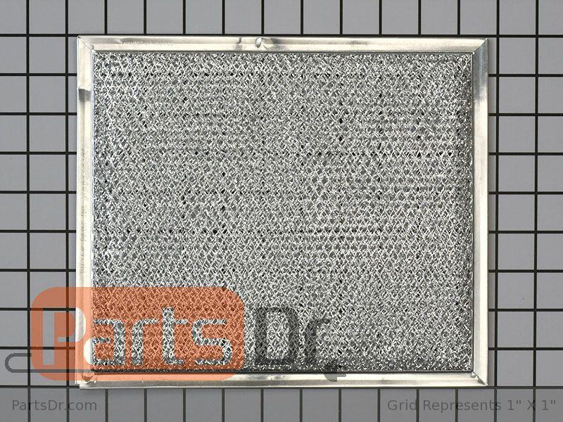 Grease WB2X8391 GE Range Hood Filter