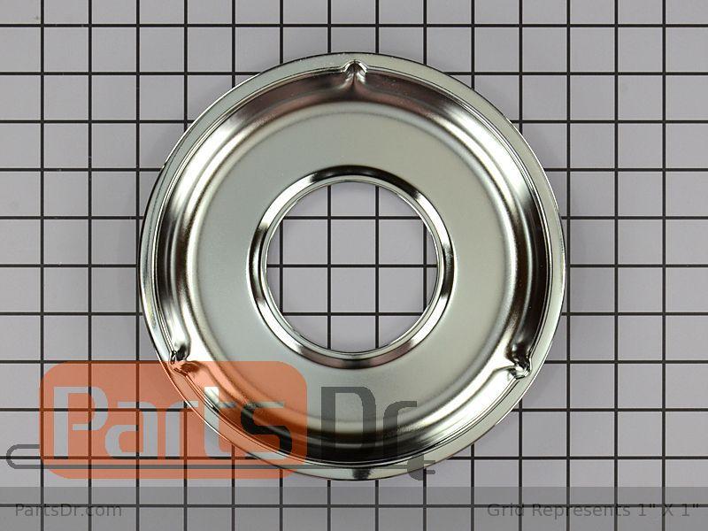 Wb31k5026 Ge Gas Range Burner Drip Pan Parts Dr