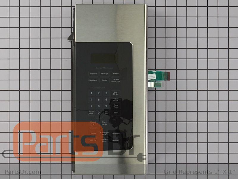 Wb56x20404 Ge Microwave Control Panel