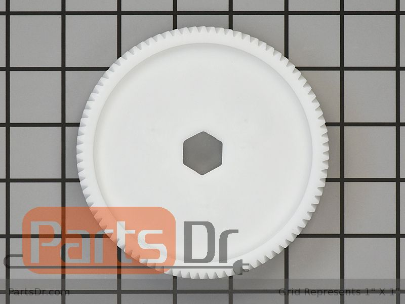 Compactor Drive Gear (White) WC22X10005