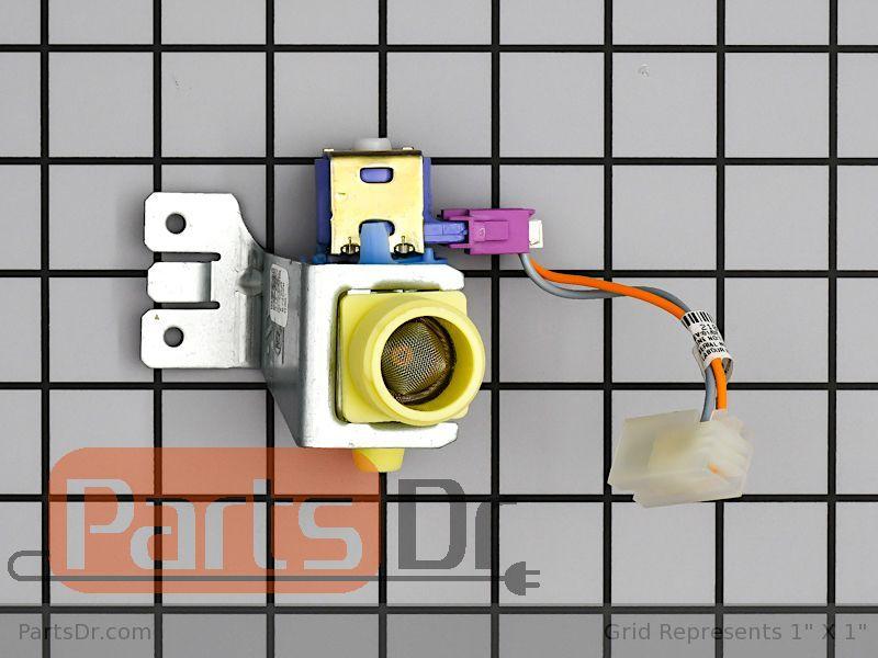 OEM GE WD15X21339 Dishwasher Water Valve