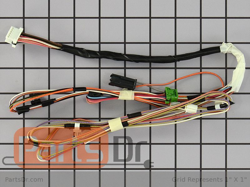 Dishwasher Replace Wiring Harness: Wire Harnessrh:partsdr.com,Design