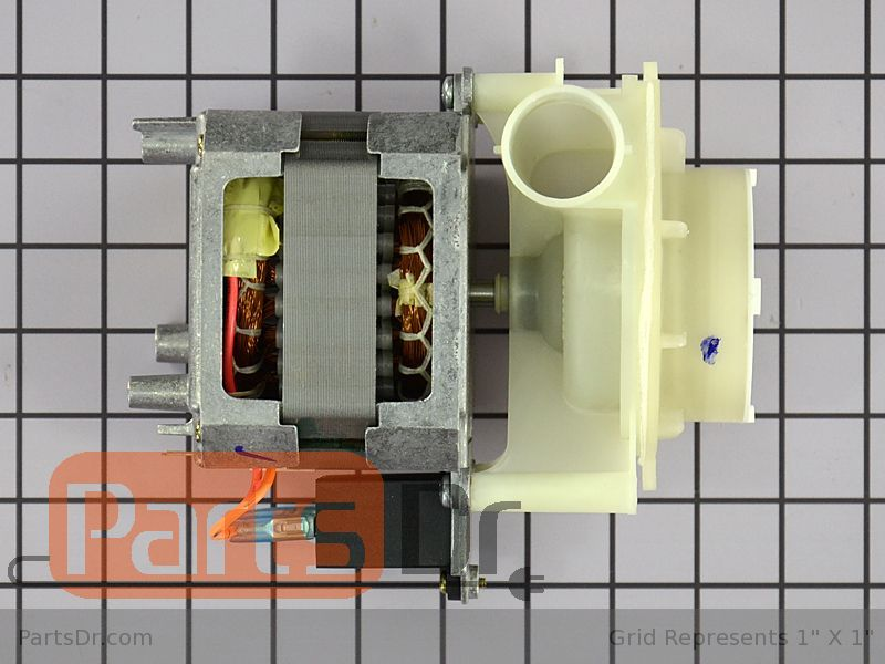 Pump and Motor embly Ge Dishwasher Gld N Ss Wiring Diagram on