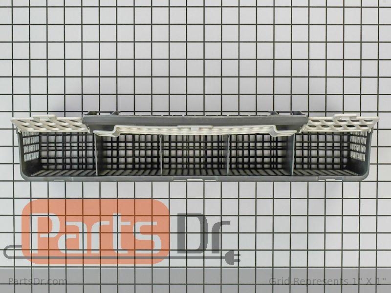 Part OEM Ge WD28X24469 Basket ASM Silverware Genuine Original Equipment Manufacturer