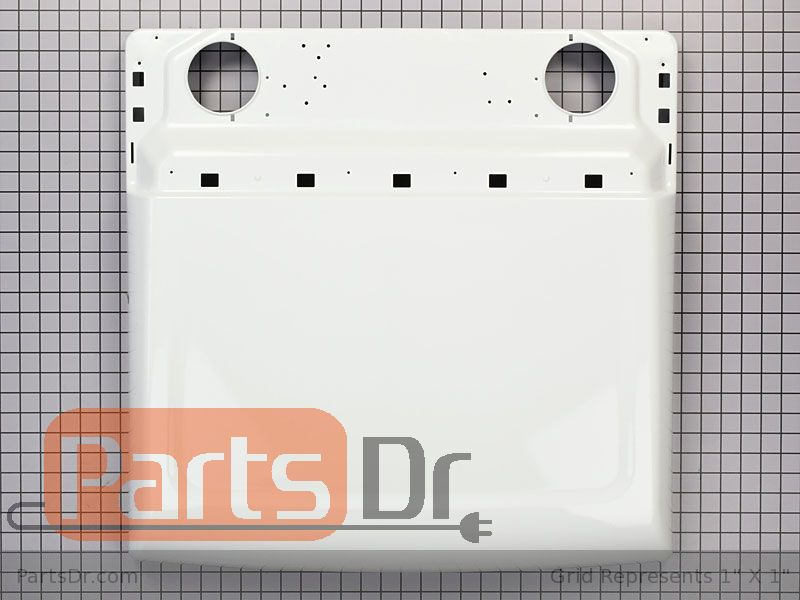We03x23889 Ge Dryer Top Cover Parts Dr