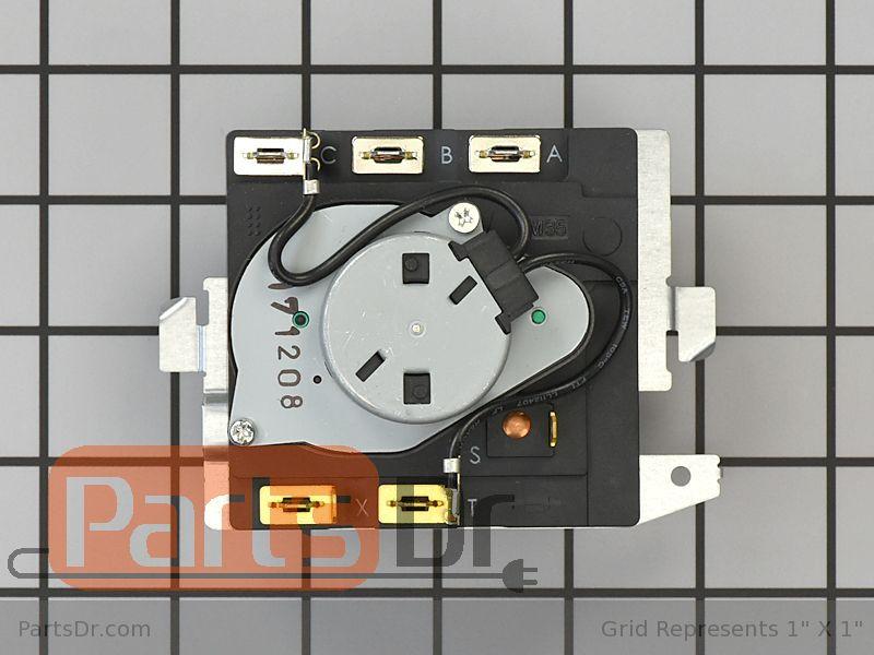 We04x25280 Ge Dryer Timer Parts Dr, Ge Dryer Timer Wiring Diagram