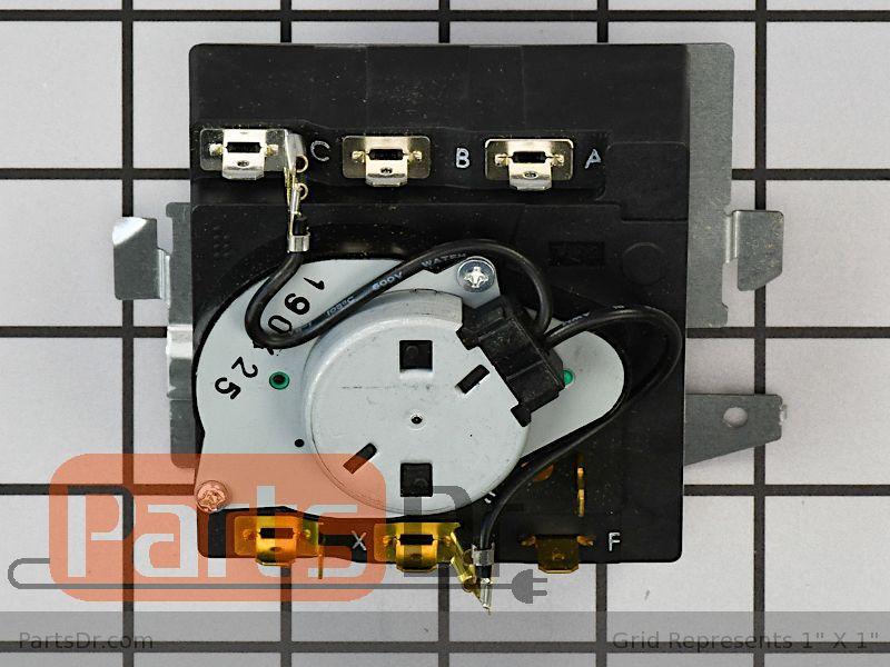 OEM GE WE04X25281 Dryer Timer