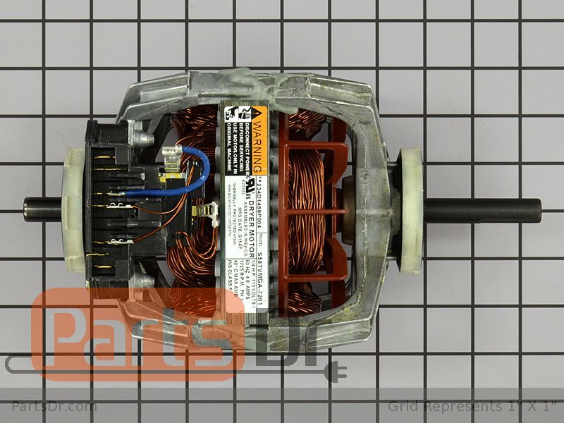 Dryer Motor Kit on