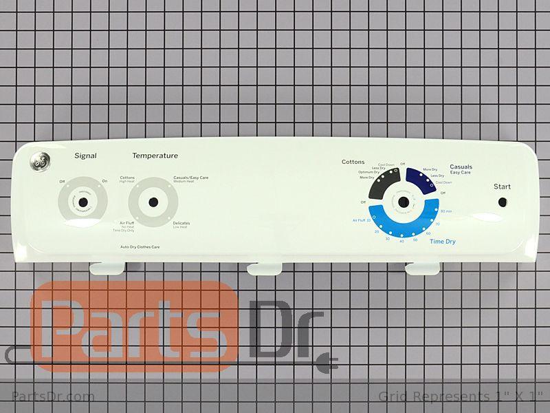 We19x22614 Ge Dryer Control Panel Parts Dr