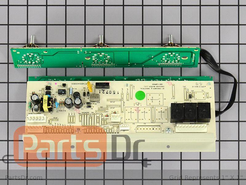 GE Electronic Board WH12X10614