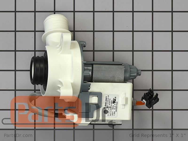 Drain Pump Assembly