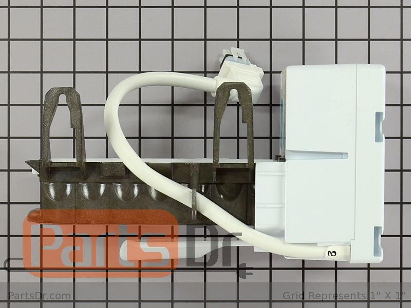 parts ice maker assembly