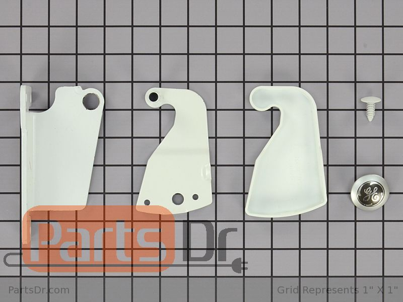 Wr49x10184 Ge Door Reversing Hinge Kit Parts Dr